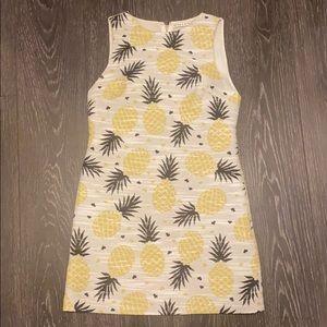 Alice & Olivia Pineapple Dress